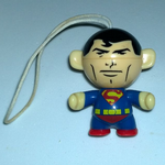 DC Comics Twistheads Superman Kinder Surprise